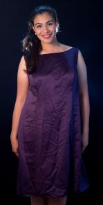 """PRICE: P380 ITEM CODE: 13-18 SIZE 24 (TAG), POLYESTER BUST: 46"""" ARMHOLE: 19"""" LENGTH: 40"""""""