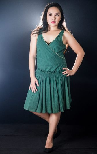 "PRICE: P380 ITEM CODE: 14-14 COTTON BUST: 38"" WAIST: UP TO 36"" ARM HOLE: 18"" LENGTH: 38"""