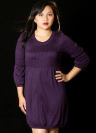 """PRICE: P400 ITEM CODE: 16-45 STRETCHABLE BUST: UP TO 42"""" ARMHOLE: 20"""" WAIST: UP TO 36"""" HIPS: 48"""" LENGTH: 33"""""""
