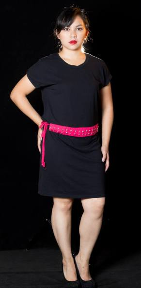 """PRICE: P380 ITEM CODE: 16-98 STRETCHABLE BUST: 40"""" - 46"""" SLEEVE OPENING: 14"""" WAIST: 36"""" HIPS: 38"""" - 44"""" LENGTH: 35"""""""