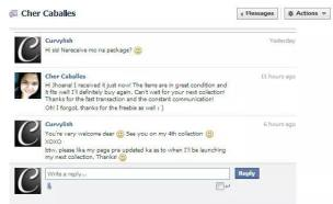 curvylish plus size women online shop testimonial9