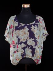 """PRICE- P300 ITEM CODE- 19-30 FOREVER 21 POLYESTER BUST- 60"""" ARMHOLE- 20"""" WAIST- 40"""" LENGTH- 22"""""""