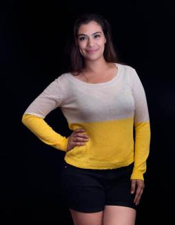 """PRICE: P300 ITEM CODE: 25-58 BRAND: HURLEY STRETCHABLE BUST: UP TO 44"""" ARMHOLE: 17"""" SLEEVE CIRCUMFERENCE: 12"""" LENGTH: 22"""""""