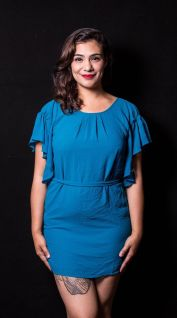 """ITEM CODE: 37-18 PRICE: P380 M (TAG SIZE), POLYESTER BUST: 40"""" ARMHOLE: 20"""" WAIST: UP TO 40"""" HIPS: 42"""" LENGTH: 34"""""""